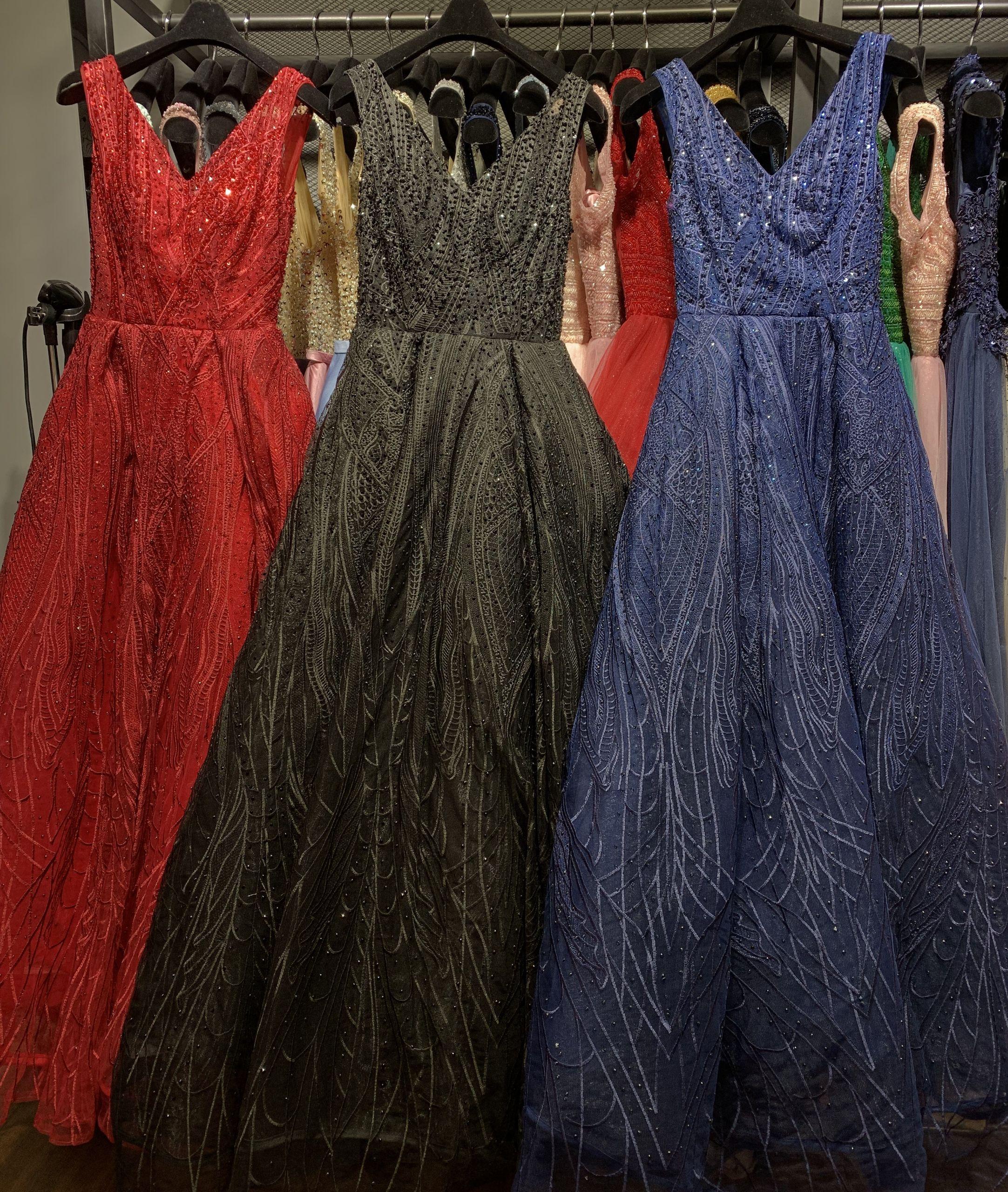 Gaun Pesta Biru Navy 31926 Sewa Jual Baju Gaun Pesta Bridesmaid Dress